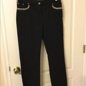 Ruby Road black jeans size 8P